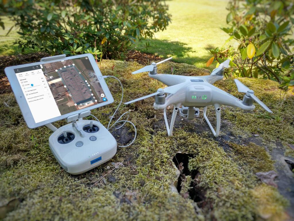 Moderne Technik bei den Kirchner Ingenieuren: Drohneneinsatz! 1