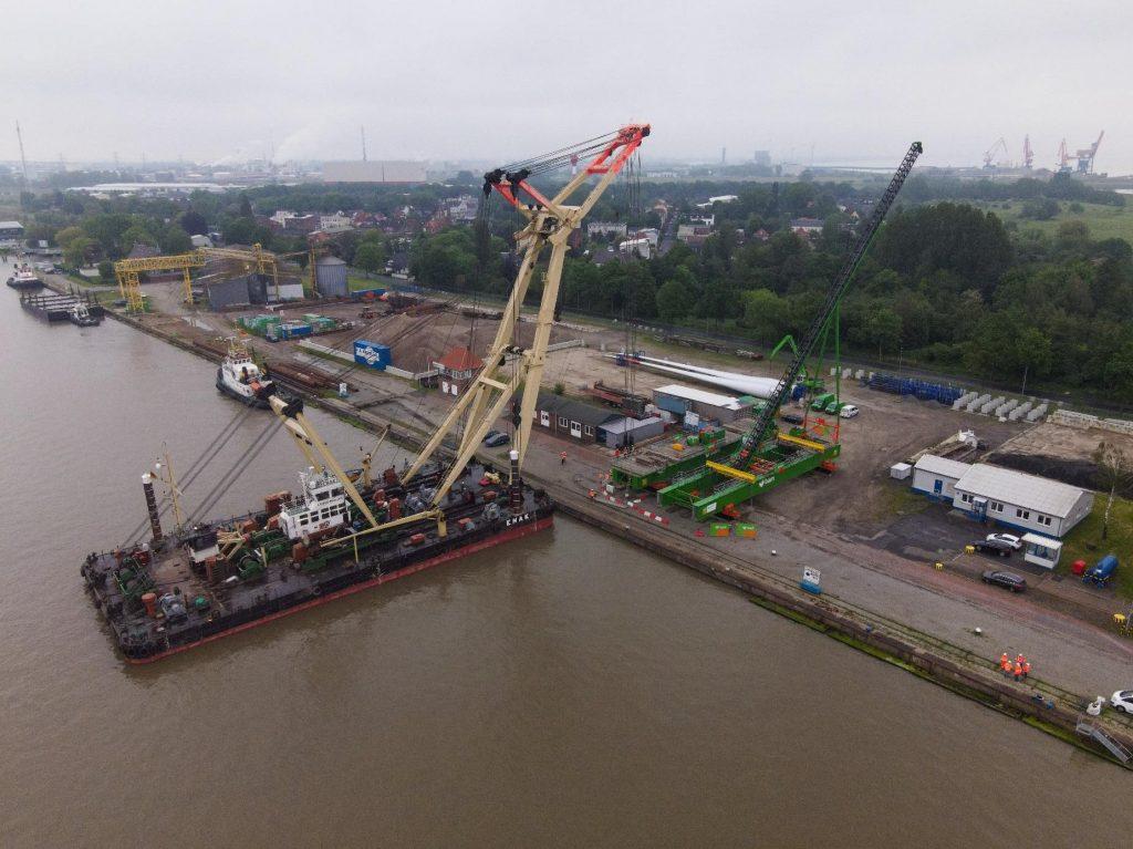 Das Projekt und seine Spezifikationen: Die Schleuse des Nord-Ostsee-Kanals in Brunsbüttel - Teil 3 1